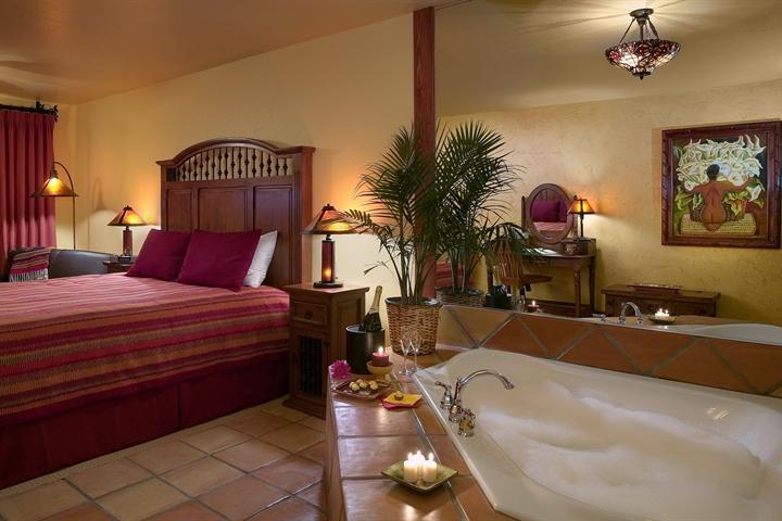 Avila Beach Spa Room