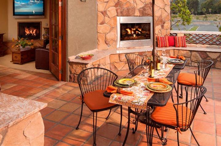 Avila Beach Hospitality Deck