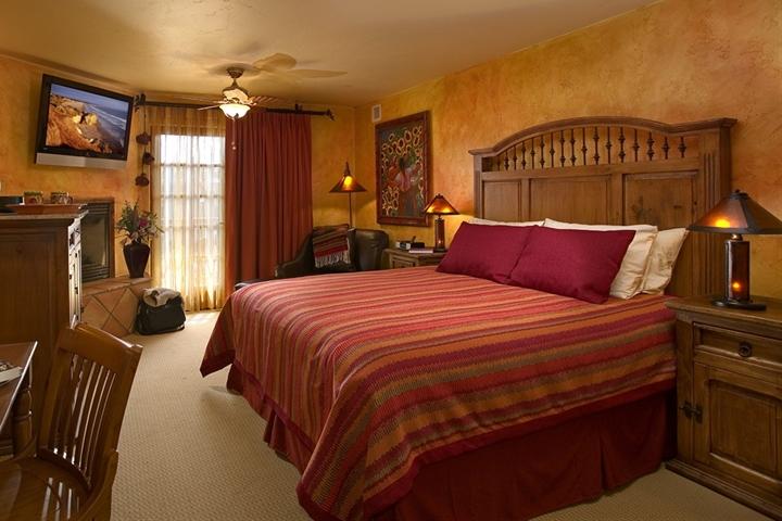 ADA Accessible hotel room in Avila Beach